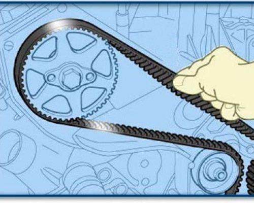 Лучшие производители ремней ГРМ: обзор, сравнение, установка
