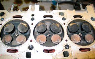 Гнет клапана: причины и последствия, на каких двигателях может произойти