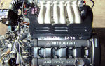 Замена ГРМ на двигателе 6g72 пошагово