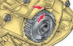 Как правильно выставить метки ГРМ коленвала и распредвала