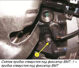 фиксатор ВМТ