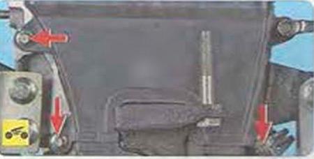 Верхняя защитная крышка