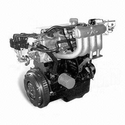 Двигатель SQR477F